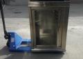 Б.у конвекционная печь 4 уровня + расстоечный шкаф 10 уровней Fornetti FO-01