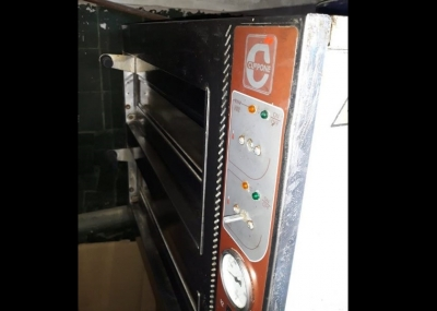 Б.у печь для пиццы Cuppone Tiziano TZ435/2M