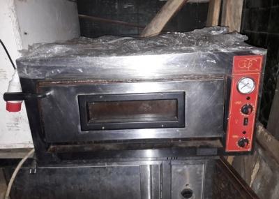 Б.у печь для пиццы GGF E4-A