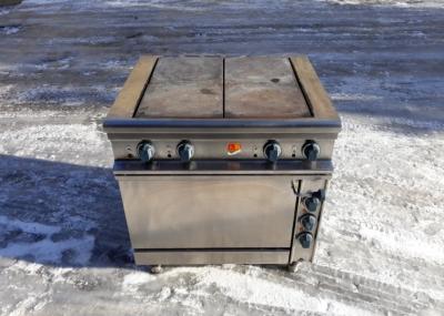 Б.у плита промышленная с духовкой Kogast
