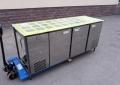 Стол холодильный б.у (саладетта) с витринным стеклом