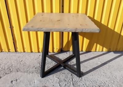 Б.у стол лофт квадратный