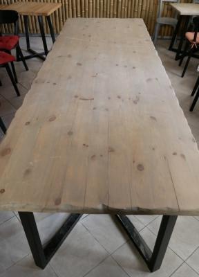 Б.у стол лофт прямоугольный