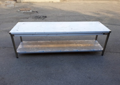 Б.у стол производственный 1900х600