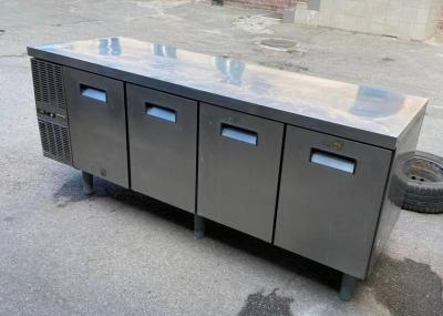 Бу холодильный стол 4 двери