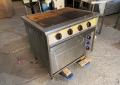 Бу плита 4к с жарочным шкафом электрическая промышленная