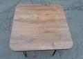 Бу стол лофт квадратный