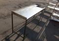 Бу стол-мойка сварная
