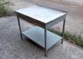 Бу стол производственный 1000х700