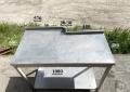 Бу стол производственный 108см
