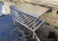 Бу стол производственный 117см