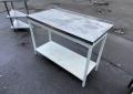 Бу стол производственный 1200х600