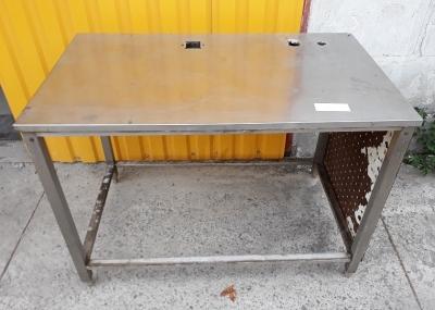 Бу стол производственный 1200х700