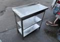 Бу стол производственный 880х400