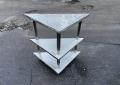 Бу стол производственный угловой