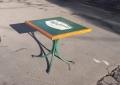Столы для летнего кафе б.у