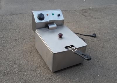 Бу фритюрница электрическая 6 л