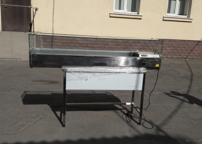 Холодильная витрина Tefcold VK33-180 б.у
