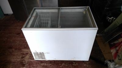 Бу морозольный ларь Tefcold IC 300 SC