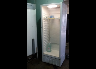 Холодильная витрина бу Атлант