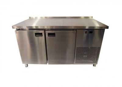 Холодильный стол 2-х дверный 1400х600х850 Tehma