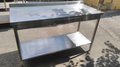 Купить разделочный стол из нержавейки