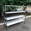 Купить стеллаж металлический бу 1800*450*1660 мм