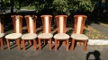 Купить стулья из дерева