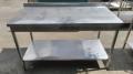 Металлические кухонные столы