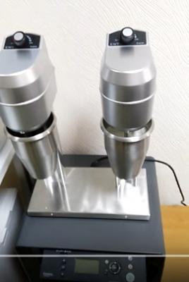 Миксер для молочных коктейлей EWT INOX EMM2
