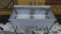 Моечные ванны для пищеблока