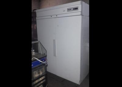 Бу морозильный шкаф Polair