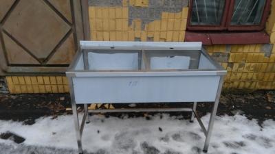 Мойка для посуды промышленная