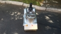 Бу овощерезка профессиональная EWT INOX VCM65