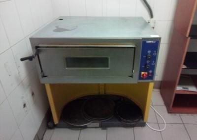 Подовая печь для пиццы бу