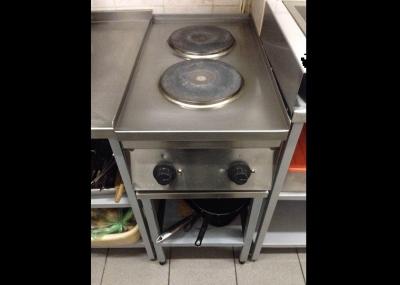 Плита для столовой