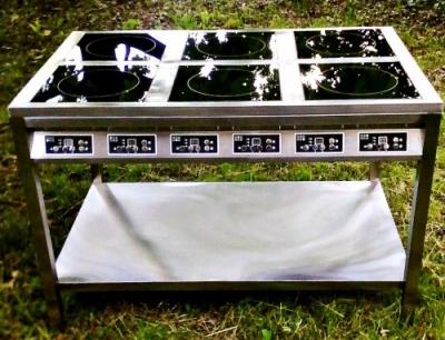 Индукционная плита ИП-6