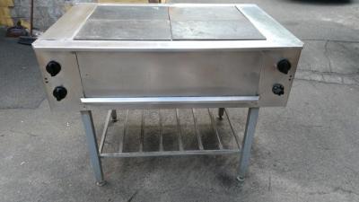 Плита электрическая промышленная 4 х конфорочная