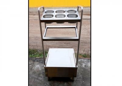 Прилавок для столовых приборов бу