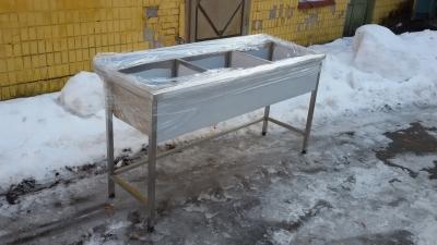 Продам промышленную кухонную мойку