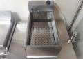 Профессиональная электрическая чебуречница 11 л