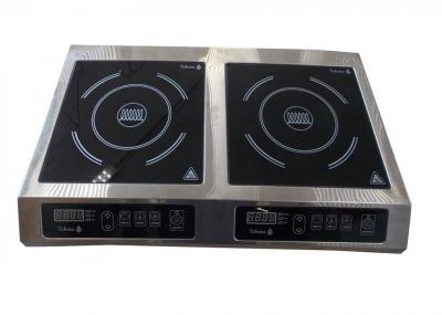 Профессиональная индукционная плита на 2 конфорки