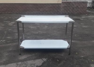 Производственный стол из нержавейки