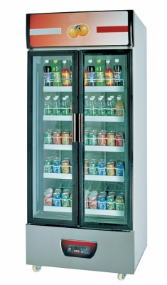 Шкаф холодильный EWT INOX RG700