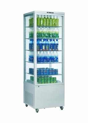 Шкаф витрина холодильная EWT INOX RT500L