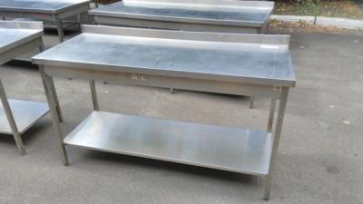 Стол металлический цена