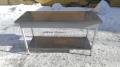 Стол металлический из нержавейки бу
