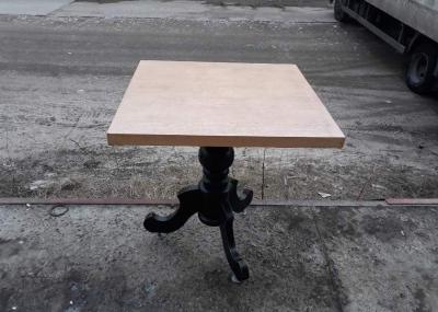Столы б.у для кафе квадратные