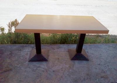 Столы б.у в кафе прямоугольные