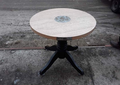Столы б.у для кафе круглые